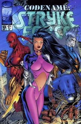 Codename: Strykeforce (1994-1995) (Comic Book) #13