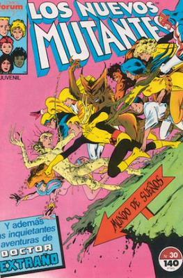 Los Nuevos Mutantes Vol. 1 (1986-1990) (Grapa 32-64 pp) #30