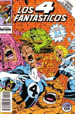 Los 4 Fantásticos Vol. 1 (1983-1994) (Grapa 36-32-24 pp) #129