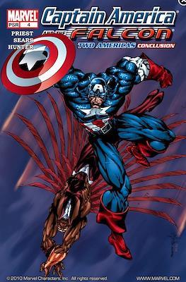 Captain America and The Falcon (Comic-book) #4