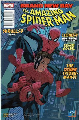 The Amazing Spider-Man (Grapas) #562