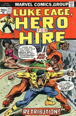 Hero for Hire / Power Man Vol 1 / Power Man and Iron Fist Vol 1 (Comic Book) #14