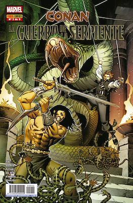 Conan: La Guerra de la Serpiente #2
