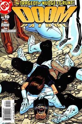 Doom Patrol Vol. 4 (2004-2006) #10