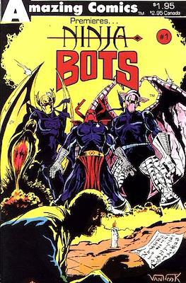 Amazing Comics Premieres...