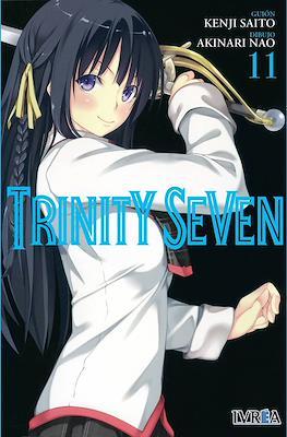 Trinity Seven (Rústica con sobrecubierta) #11