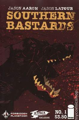 Southern Bastards (Variant Cover) #1.3