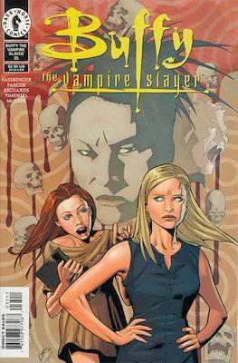 Buffy the Vampire Slayer (1998-2003) (saddle-stitched) #35
