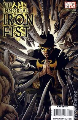 The Immortal Iron Fist (2007-2009) (Grapa) #24