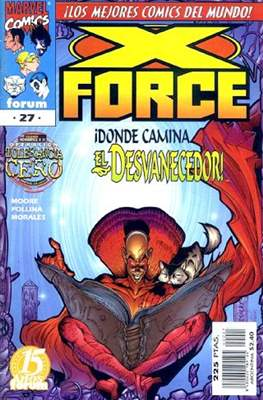 X-Force Vol. 2 (1996-2000) (Grapa 24 pp) #27