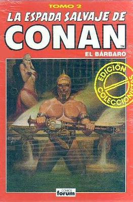 La Espada Salvaje de Conan el Bárbaro. Edición coleccionistas (Rojo) #2