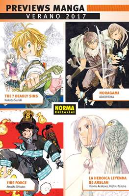 Previews manga (Rústica) #2