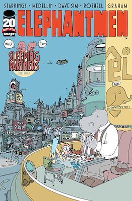 Elephantmen (Grapa) #43