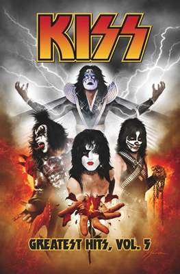Kiss Greatest Hits (Rústica) #5