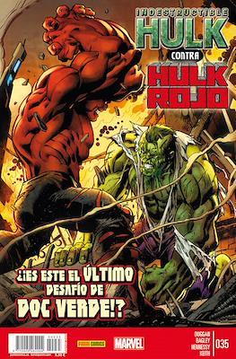 El Increíble Hulk Vol. 2 / Indestructible Hulk / El Alucinante Hulk / El Inmortal Hulk (2012-) (Grapa) #35