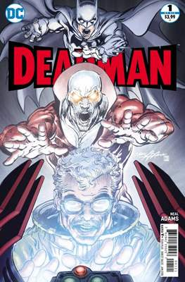 Deadman Vol. 5 (2017) (Comic book) #1