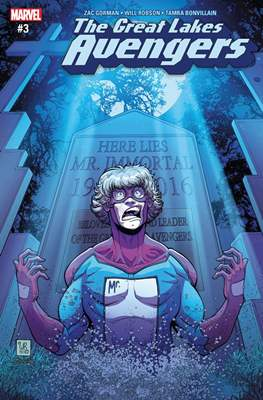 The Great Lakes Avengers Vol. 2 #3