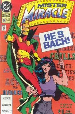 Mister Miracle (Vol. 2 1989-1991) (Comic Book) #19