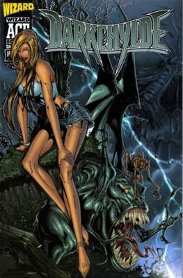Darkchylde (Variant Cover) #1.4