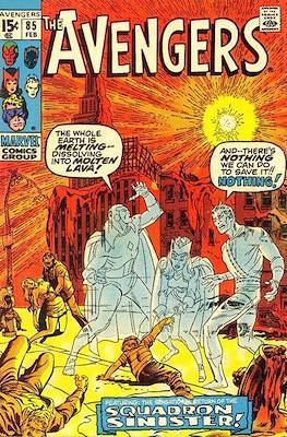 The Avengers Vol. 1 (1963-1996) (Grapa) #85