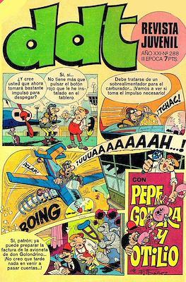 DDT (1967-1978) #288