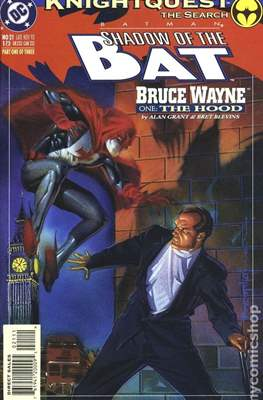 Batman: Shadow of the Bat (Comic book) #21