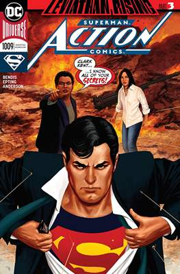 Action Comics Vol. 1 (1938-2011; 2016-) #1009