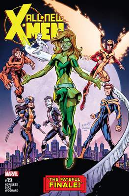 All-New X-Men Vol. 2 (Comic-Book) #19