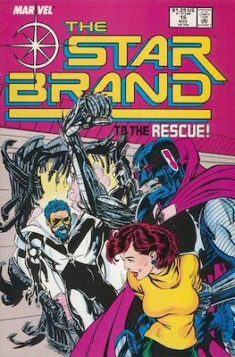 Star brand (Comic book) #16