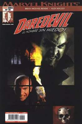 Daredevil. Marvel Knights. Vol. 2 (Grapa) #10