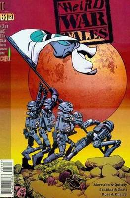 Weird War Tales (1997) (Grapa) #3