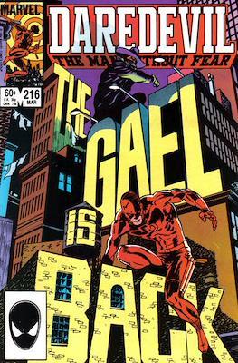 Daredevil Vol. 1 (1964-1998) (Comic Book) #216