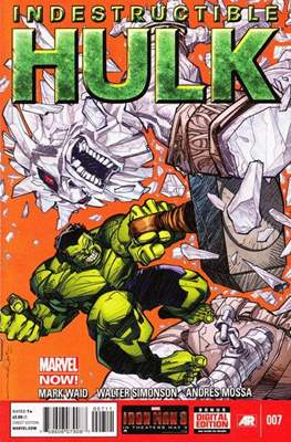 Indestructible Hulk (Comic Book) #7