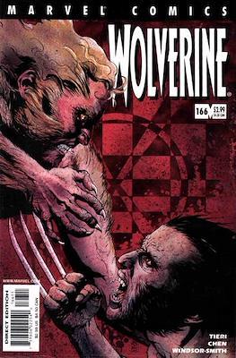 Wolverine (1988-2003) (Comic Book) #166