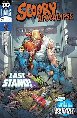 Scooby Apocalypse (Comic Book) #25