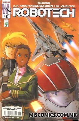 Robotech (Grapa) #0