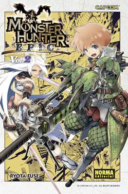 Monster Hunter Epic #2