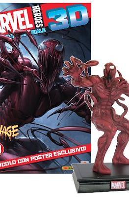 Marvel Héroes 3D - Colección Oficial (Grapa) #34