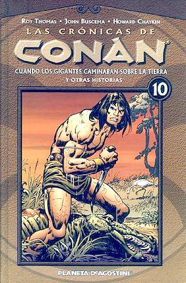 Las Crónicas de Conan #10
