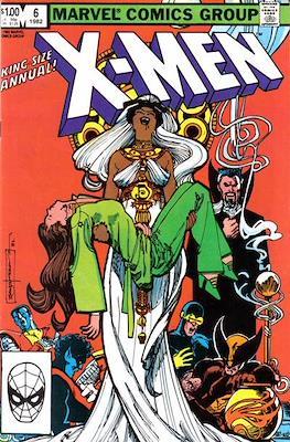 Uncanny X-Men Vol. 1 Annuals (1963-2011) #6