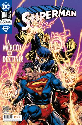 Superman. Nuevo Universo DC / Renacimiento (Grapa) #104/25