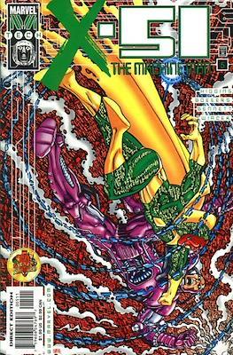 X-51 (Comic Book) #5
