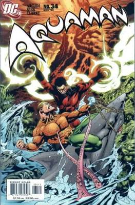 Aquaman Vol. 6 / Aquaman: Sword of Atlantis (2003-2007) (Comic Book) #34