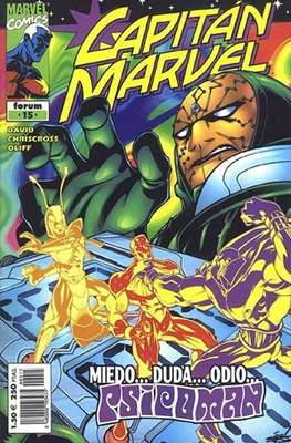 Capitán Marvel Vol. 1 (2000-2002) (Grapa 28-44 pp) #15