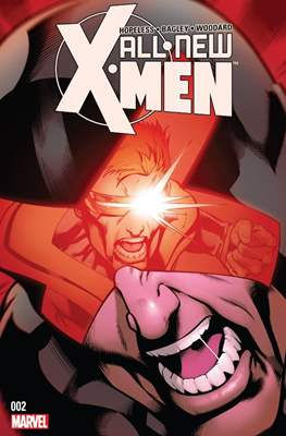 All-New X-Men Vol. 2 (Comic-Book) #2