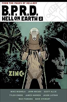 B.P.R.D. Hell on Earth (Hardcover 408 pp) #2