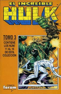 Hulk Vol. 3 (Retapado. 17x26. Color.) #3