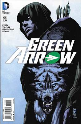 Green Arrow vol. 5 (2011-2016) (Comic Book) #44