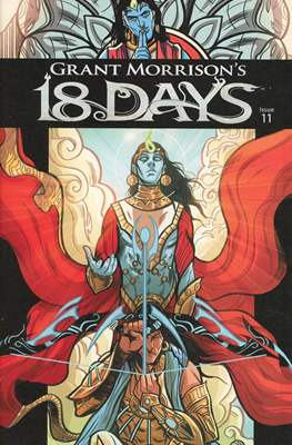 Grant Morrison's 18 Days (Comic Book) #11
