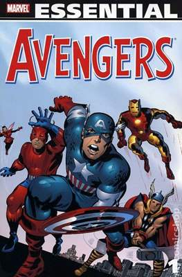 Essential Avengers (Softcover 2nd Edition) #1